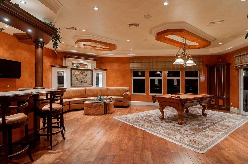 Comment choisir la décoration pour la salle de séjour ?