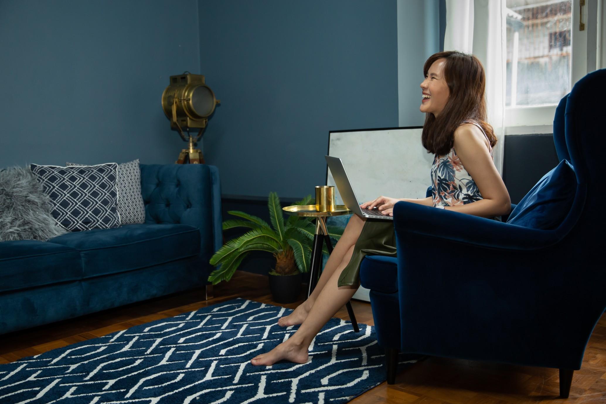 Se sentir bien dans son salon, ça passe par l'aménagement !