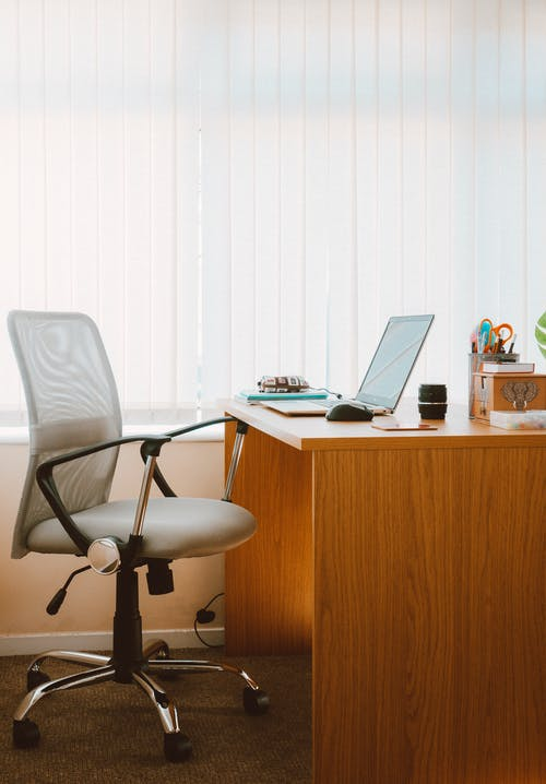 Un bureau fonctionnel, tout dans l'aménagement