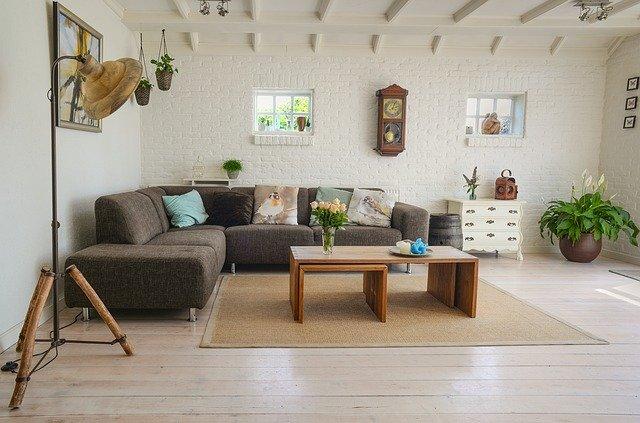 Le tapis en tant qu'élément de décoration de son salon
