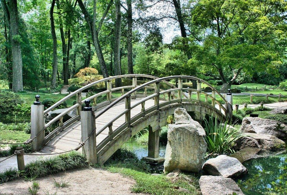 Quelques inspirations pour l'espace jardin japonais