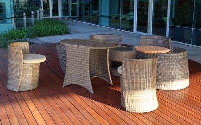 L'entretien des terrasses en bois exotiques