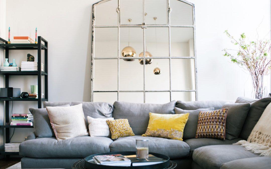 La décoration du salon : un espace de vie important !
